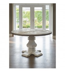 Crossroads Round Dining Table