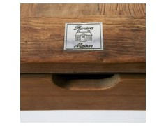 Shelter Island End Table w/drawer