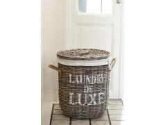 RR Laundry De Luxe Basket L~