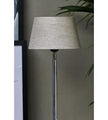 Loveable Linen Lampsh nat. 15x20