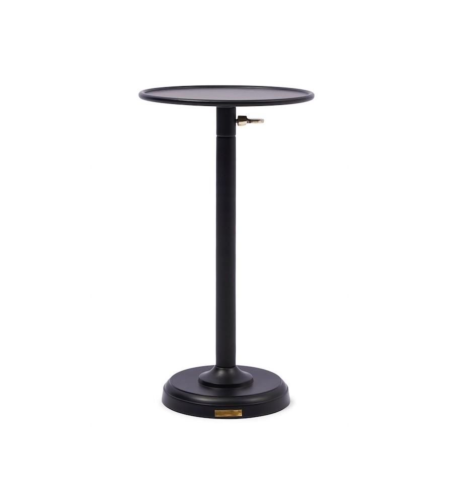 Venice Adjustable Sofa Table black M