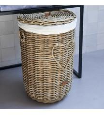 RR Heart Laundry Basket