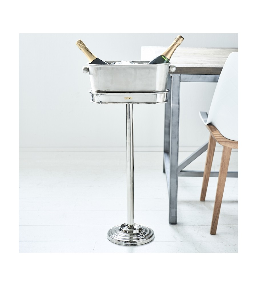 Paris Cooler With Stand