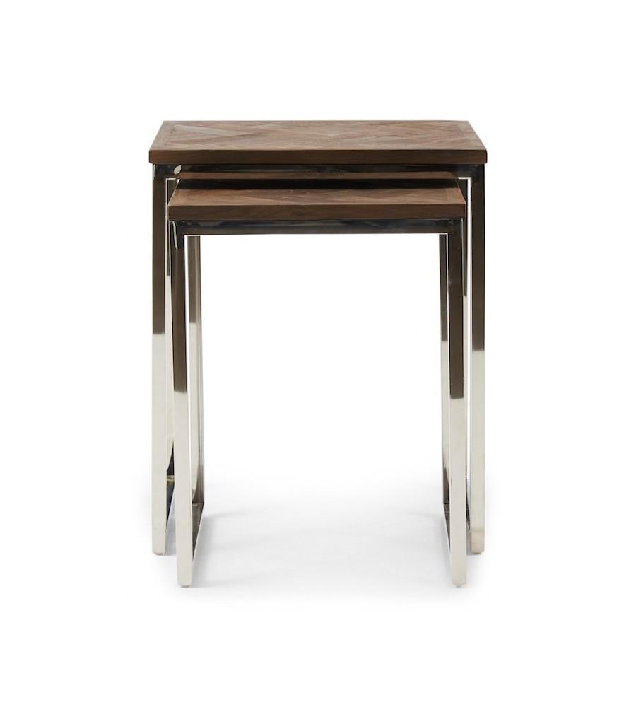 Bushwick End Table S/2
