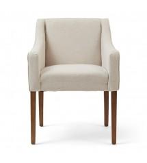 Savile Row Dining Armchair FlandFlax