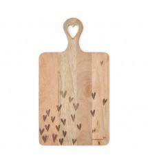 Happy Heart Chopping Board