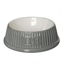 Feeding Bowl ceramic HH (L) Grey