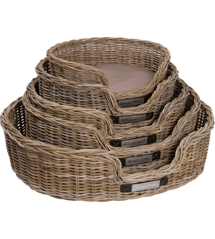 Classic Basket Rattan (S) Oval