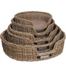 Classic Basket Rattan (M) Oval