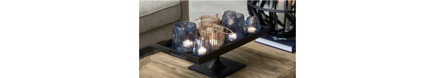 Kerzen & Teelichthalter