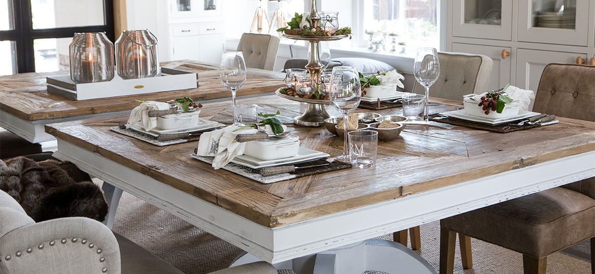driftwood dining table wohnboutique living more. Black Bedroom Furniture Sets. Home Design Ideas